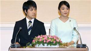Công chúa Nhật Bản cưới thường dân, từ bỏ hoàng tộc
