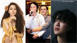 Showbiz 'hot' trong ngày: Tiên Tiên, Khởi My trở lại đường đua Vpop, có lợi hại hơn xưa?