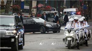 Ngày 1/3: Tạm cấm 15 tuyến đường Hà Nội đối với xe ô tô kinh doanh vận tải hành khách, hàng hóa