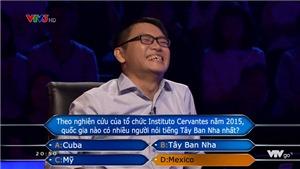 Xem 'Ai là triệu phú': Thí sinh 'ẵm' 22 triệu mời MC Phan Đăng đi nhậu