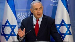 Thủ tướng Israel tuyên bố sẽ sáp nhập các khu định cư của người Do Thái ở Bờ Tây