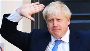 Ông Boris Johnson chính thức nhậm chức Thủ tướng Anh