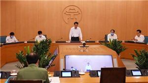 Dịch COVID-19: Thành ủy Hà Nội sẽ hỗ trợ tối đa cho Bệnh viện Bạch Mai phòng, chống dịch