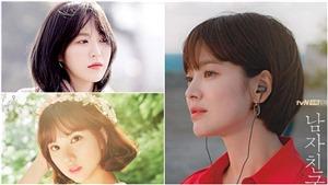 6 màn lột xác cực đỉnh nhờ 'xuống tóc' của các sao nữ Hàn Quốc