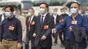 Khai mạc Kỳ họp thứ 3 Quốc hội Trung Quốc Khóa XIII