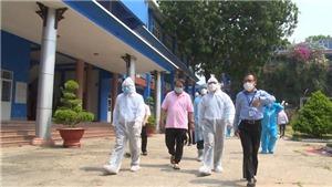 Bình Dương: Em trai của nhân viên sân bay nhiễm SARS-CoV-2