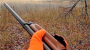 Đi săn gà rừng trong đêm bị súng cướp cò tử vong