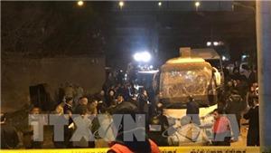 Vụ đoàn khách Việt Nam bị đánh bom ở Ai Cập: 3 nạn nhân tử vong đã được đưa về Việt Nam