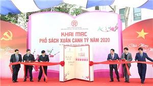 Hà Nội khai mạc Phố sách Xuân Canh Tý 2020