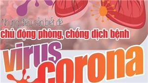 Ban hành Bộ cẩm nang hỏi - đáp thông tin về bệnh viêm đường hô hấp cấp do chủng mới virus corona