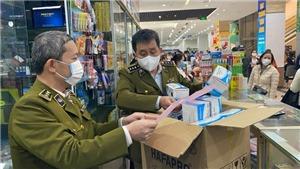Dịch bệnh viêm phổi do virus corona: Xử lý 85 cửa hàng kinh doanh khẩu trang vi phạm về giá