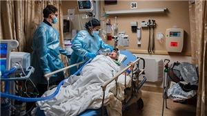 Dịch Covid-19 đến sáng 9/2: Thế giới có hơn 106,98 triệu ca bệnh và 2,33 triệu ca tử vong