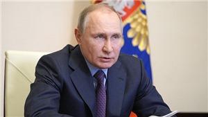 Nga thông qua dự luật cho phép Tổng thống Putin tái tranh cử