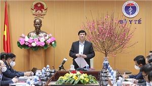Bộ trưởng Bộ Y tế: Chủng mới của SARS-CoV-2 lây nhanh và không có triệu chứng