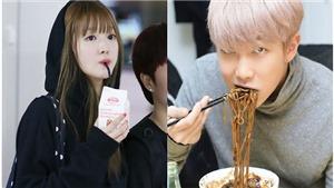 7 món ăn hoàn toàn bị cấm đối với các thần tượng Kpop
