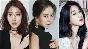 Công chúng bình chọn BXH 25 nữ diễn viên đẹp nhất Hàn Quốc