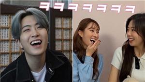 10 thần tượng K-pop có điệu cười dễ 'lây' nhất: Jin BTS, Mark NCT