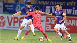 Hà Nội 4-2 Sài Gòn: Quang Hải lập siêu phẩm, Hà Nội tiếp tục đua vô địch với Viettel
