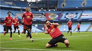 Trực tiếp bóng đá Anh: Man City vs MU (23h30 hôm nay)