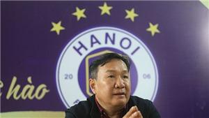 HLV Hoàng Văn Phúc: 'Hà Nội FC không thay đổi mục tiêu mùa giải 2021'