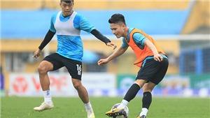 Quang Hải sẵn sàng cho trận đấu gặp Hà Tĩnh