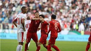 Lịch thi đấu vòng tứ kết Asian cup 2019 24h. Lịch thi đấu tứ kết của Việt Nam