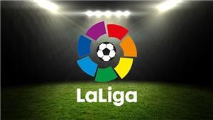 Bảng xếp hạng La Liga vòng 36: Barcelona chỉ còn kém Real Madrid 1 điểm