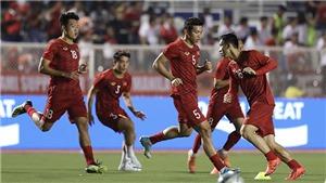 Cập nhật Việt Nam vs Singapore: Bóng đá U22 Seagame 30 hôm nay