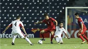Tin tức bóng đá U23 Việt Nam vs Triều Tiên hôm nay 16/1: HLV Jordan muốn hòa UAE