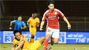 Bảng xếp hạng V.League 2020. Bang xep hang V League. Lịch thi đấu vòng 6 V-League