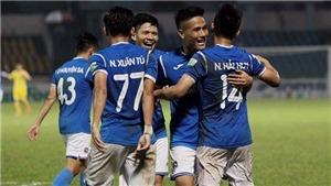 Link trực tiếpQuảng Ninh - Đà Nẵng. VTV6, TTTV,VTC3 trực tiếp bóng đá Việt Nam
