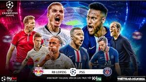 Video clip bàn thắng Leipzig vs PSG