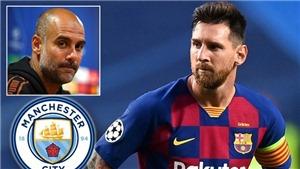 Chuyển nhượng bóng đá Anh 30/8: Man City sắp có được Messi. MU muốn mua sao Hà Lan