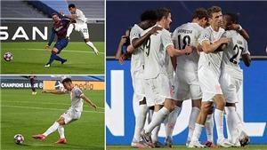 Kết quả bóng đá bán kết cúp C1 châu Âu: Lyon 0-3 Bayern Munich