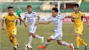 Lịch thi đấu V-League 2021: HAGL vs Bình Định. VTV6, BĐTV trực tiếp bóng đá Việt Nam