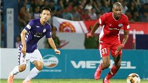HTV Trực tiếp bóng đá Việt Nam hôm nay: Hà Nội vs Bình Định (17h00, 31/12)
