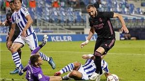 Video clip bàn thắng trận Elche vs Real Madrid