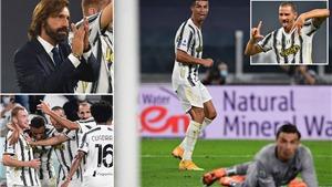Video clip bàn thắng trận Juventus vs Spezia