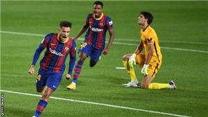 Video clip bàn thắng trậnElche vs Barcelona