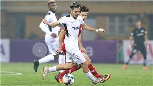 Kết quả bóng đá LS V-League 2021 vòng 3:HAGL vs Bình Định