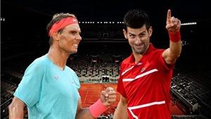 Kết quả tennis Nadal 3-0 Djokovic. Chung kết tennis Roland Garros 2020