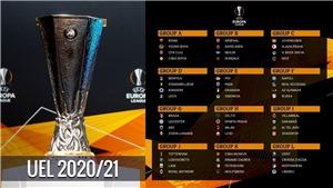 Bốc thăm vòng 32 cúp C2/Europa League ở đâu, khi nào? Link xem trực tiếp C2