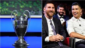 Link xem trực tiếp bốc thăm vòng 1/8 cúp C1/Champions League