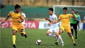 Lịch thi đấu V-League: HAGL vs Hà Nội. VTV6. BĐTV trực tiếp bóng đá Việt Nam