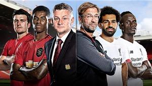 Video clip highlights trận Liverpool vs MU