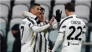 Video clip bàn thắng trận Juventus vs Napoli