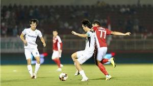 Kết quả bóng đáLS V-League 2021 vòng 6: HAGL vs TPHCM