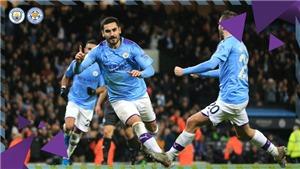 Xem trực tiếp bóng đá trận Leicester vs Man City ở kênh nào?