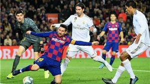 Xem trực tiếp trận Siêu kinh Điển Real Madrid vs Barcelona ở đâu, kênh nào?