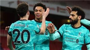 Liverpool: Những tín hiệu vui từ chiến thắng trước Arsenal